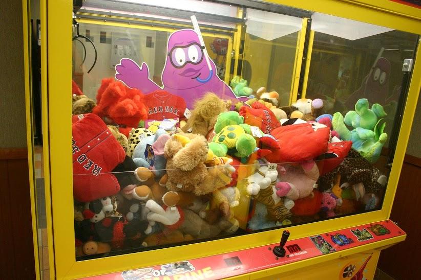 automaty z zabawkami