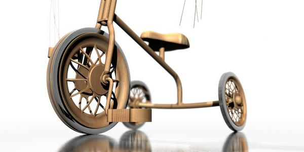rowerek dla dzieci trójkołowy