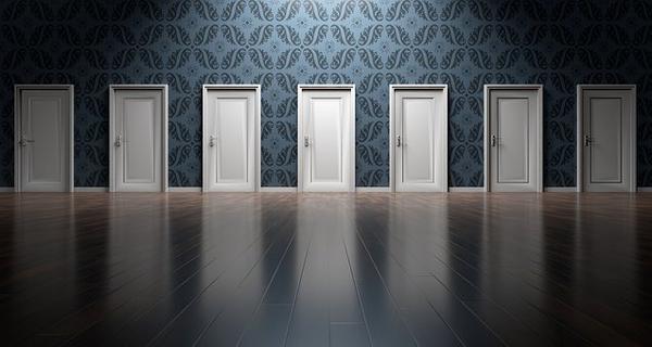 Najlepsze drzwi z drewna