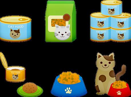 karma w puszce dla kota