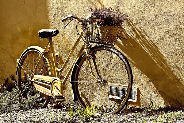 solidny bagażnik rowerowy przedni